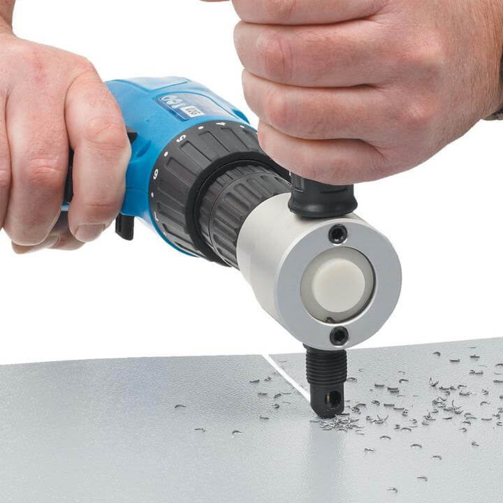 nibbler cutting tool